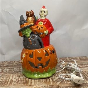 Halloween Ceramic Light